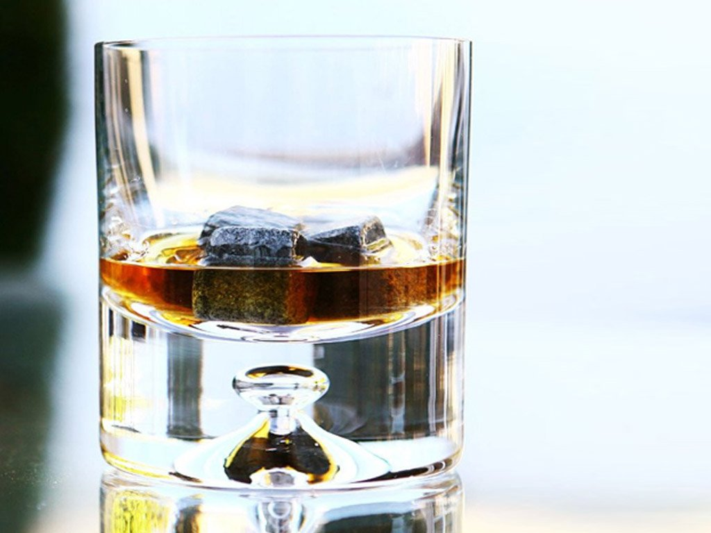 cooling whisky stones