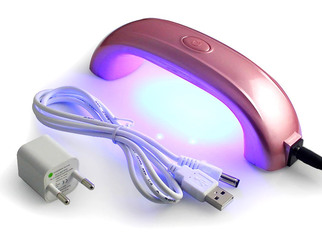 mini uv lamp for gel nails free shipping. Black Bedroom Furniture Sets. Home Design Ideas