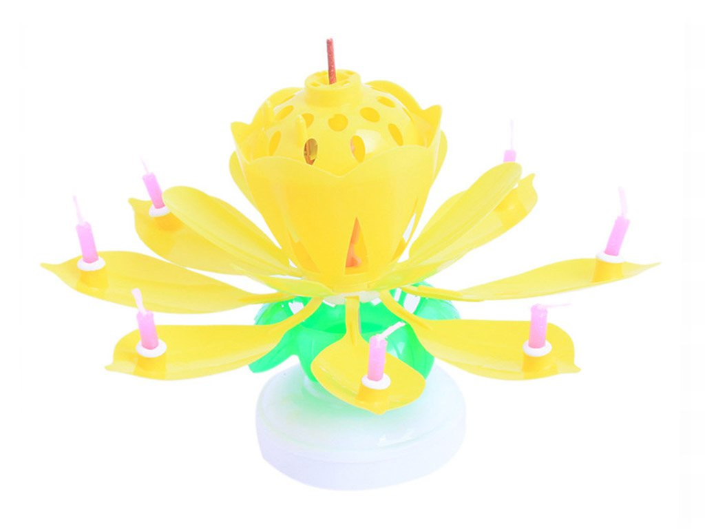 Playing birthday candle lotus free shipping consignmenter 1 of 9 izmirmasajfo